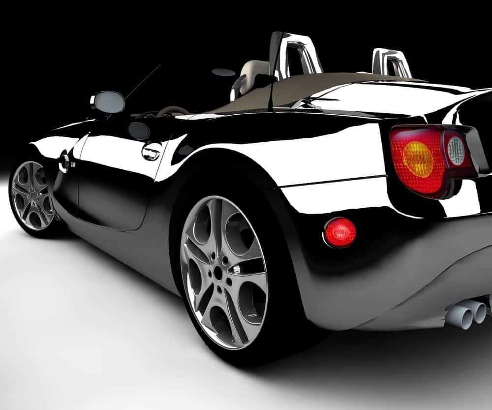 luxury car scam