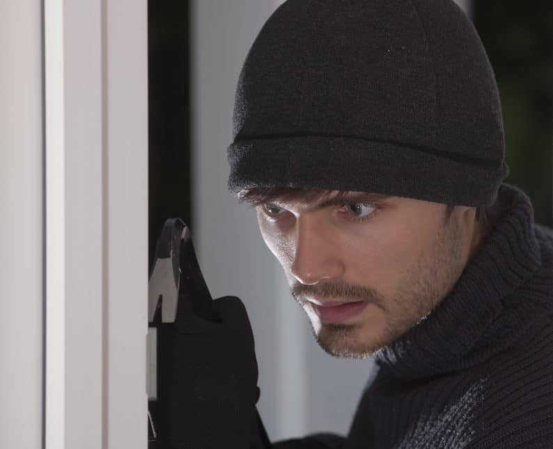 what is a property crime?
