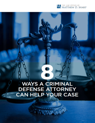 how an attorney can help with your criminal case