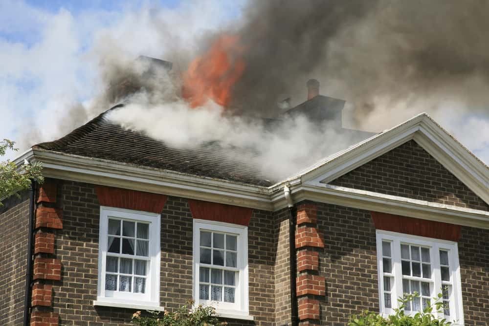 common motives for arsonists