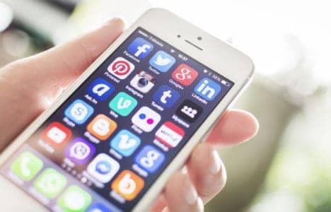 social media used against you