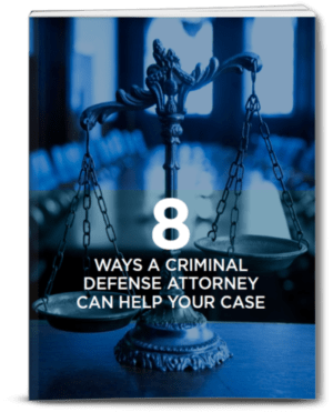 8 Ways a Criminal Defense Attorney Can Help Your Case