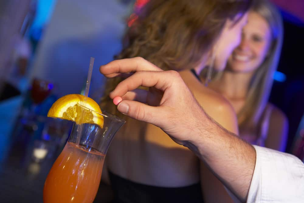 types of date rape drugs