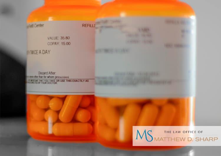 dwi prescription drugs defense