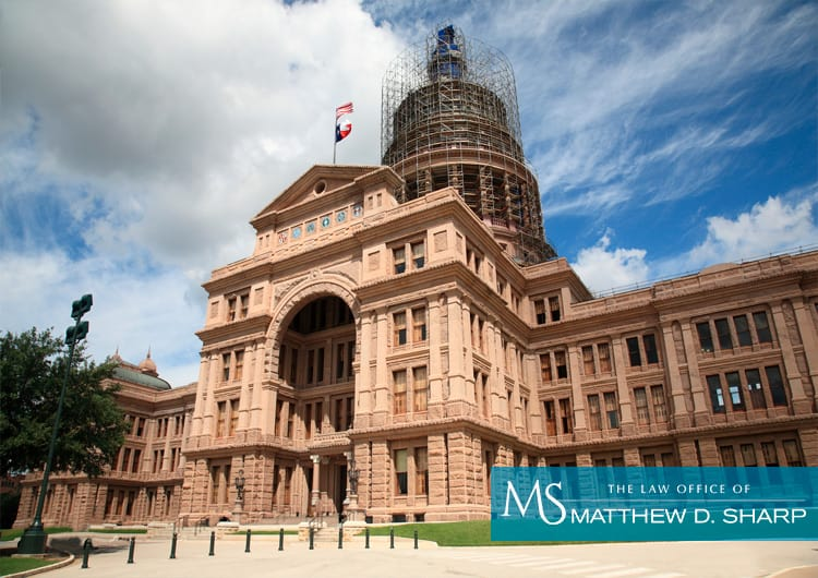 Texas sexual assault laws