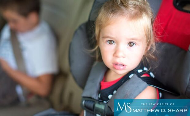 Texas DWI With a Child Passenger: Laws and Penalties