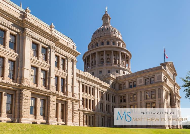 Texas sex crime laws